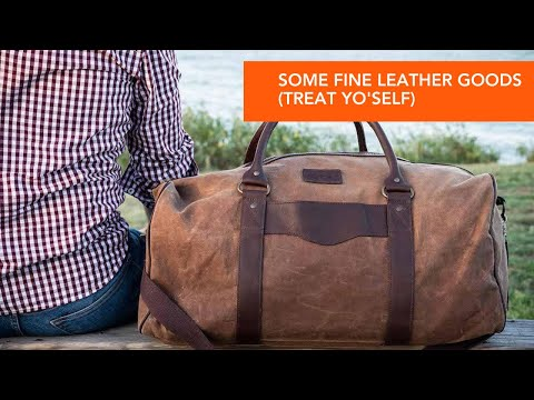 Mission Mercantile Campaign Waxed Canvas Duffle | ReddyYeti First Look