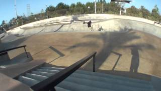 Santa Clarita Skatepark - Best of 2011