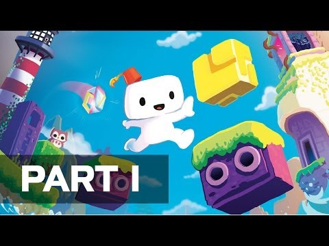 FEZ - Part 1 - 209.4% Walkthrough [1080p HD] - No Commentary