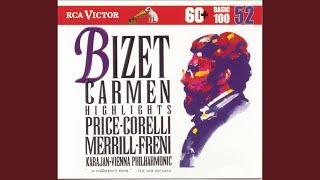 Carmen Wd 31 Excerpts Act I L 39 Amour Est Un Oiseau Rebelle Habanera