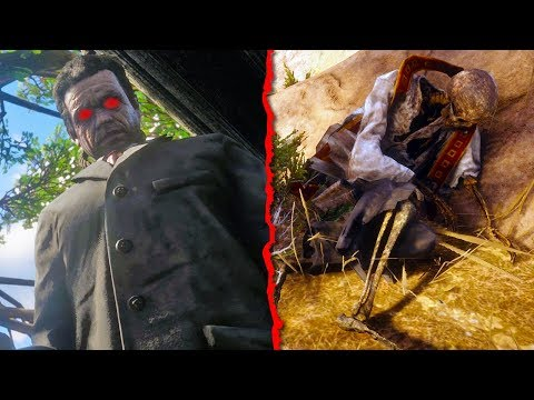 All Red Dead Redemption 2 Easter Eggs & Secrets (NEW AUSTIN) Mp3