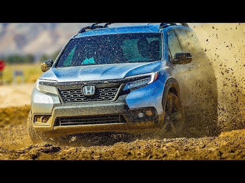 HONDA PASSPORT – Ready to fight Ford Edge