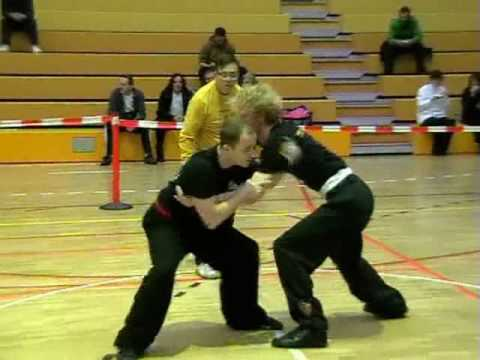 Wudang Practitioners @ Int. Push Hands Tournament Amsterdam 09