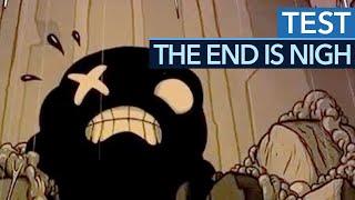 The End Is Nigh im Test - Super Meat Boy 2 lässt grüßen