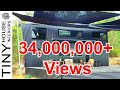This Ultra Modern Tiny House Will Blow Your Mind Has 34,000,000+ Views