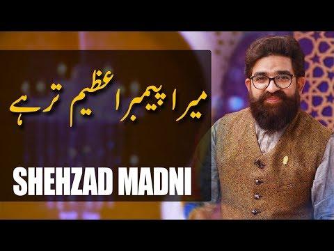 Shehzad Madni | Mera Payamber Azeem Tar Hai | Ramazan 2018 | Aplus