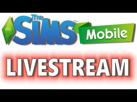 The Sims Mobile - The Life of Brian  - 1080p HD Live Stream