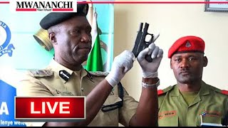 VIDEO: Government provides criteria for possession of weapons