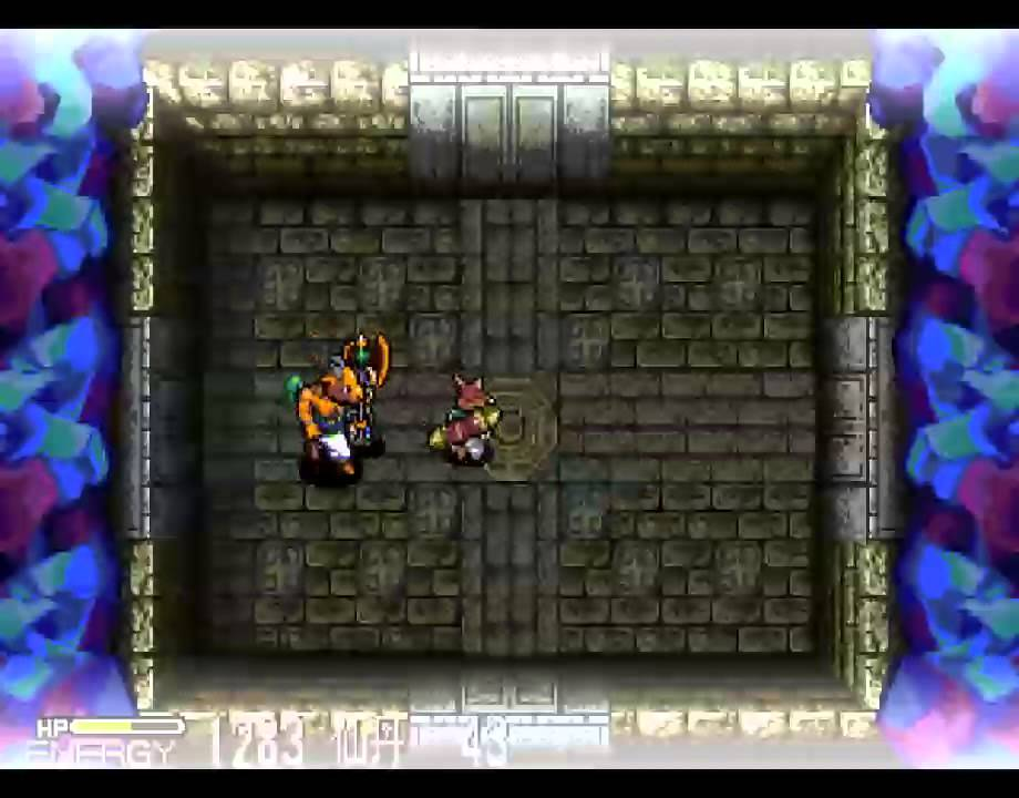 Chaos Seed (SNES RPG from Lufia and Rune Factory devs