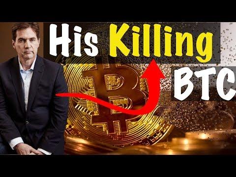 Can Bitcoin SV take over Bitcoin ? Blockchain Developer reveals THE TRUTH! Craig Wright, BTC CRASH