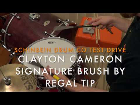 Test Drive: Clayton Cameron Signature Brush by Regal Tip.