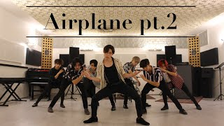 BTS (방탄소년단) - Airplane pt.2 dance cover by RISIN' CREW from France