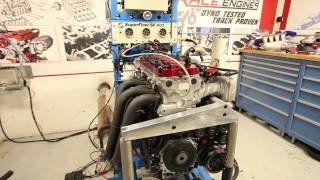 Integrated Engineering 2.5L 5 cylinder all motor 9400RPM pull