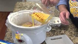 Crock Pot Herbed Turkey Breast With Orange Sauce
