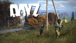 Random Survivors help get Revenge... - DayZ