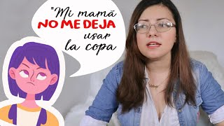 Mamá, hablemos de la copa menstrual | Salud Femenina | Higiene Menstrual