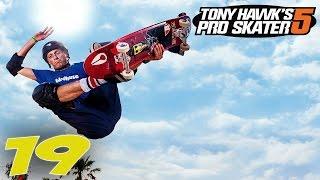 Let's Play Tony Hawk's Pro Skater 5 #19 - Rumtrickserei