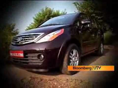 Tata Aria Video review by Autocar India