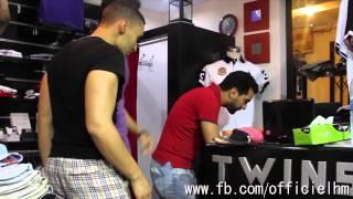Hassan & Mohssine - TREMDINA (Making Of)   (حسن و محسن - الترمضينة (كواليس