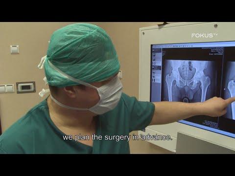 The operating room, Season 1 Episode 8 - Knee arthroscopy and hip degeneration [ENG]