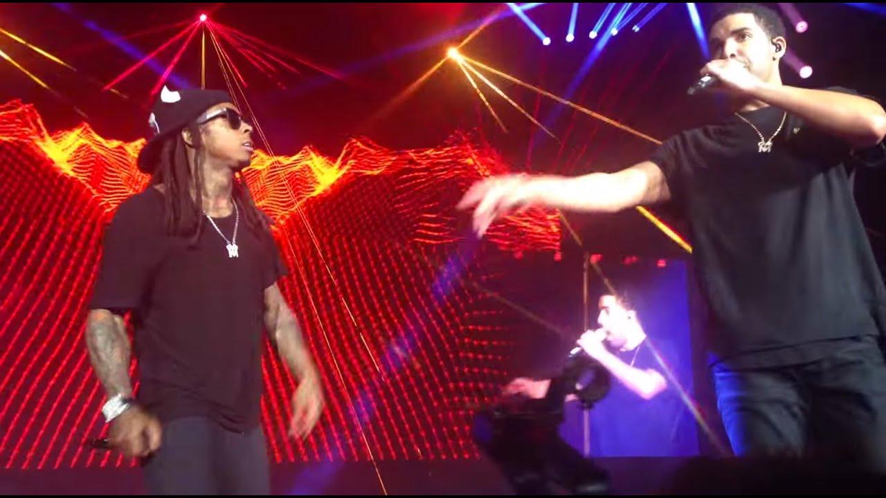 Download Drake & Lil Wayne - Believe Me (Live) - Holmdel, NJ