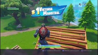 Fortnite* mas victoria 80 wins