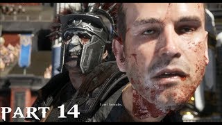 Ryse Son of Rome Gameplay Part 14 | PC | Xbox One ]