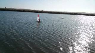Joysway RC Catamaran