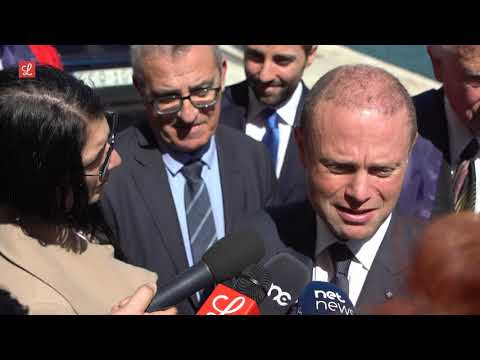 Joseph Muscat calls for fixed terms for Prime Ministers and MPs