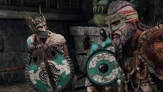 For Honor - викинги 2.6 - великий поход - прохождение