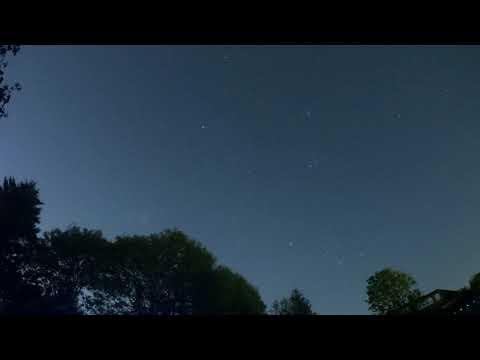 #gopro #djiosmoaction #nightlapse GoPro Hero 8 night lapse photo, hot or dead pixels?