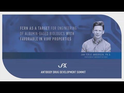 JAX Antibody Development Summit - Jan Terje Andersen