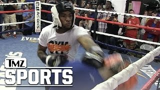 Charlamagne Tha God- Earning Respek With His Fists...Sparring With Boxing Star | TMZ Sports