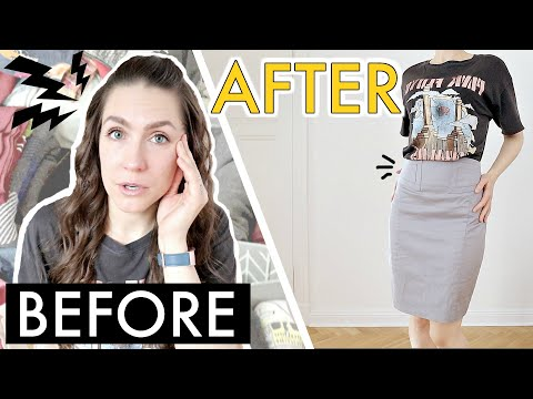 🧥 EXTREME DECLUTTER CLOTHING #WithMe | BEFORE & AFTER 5 Years of MINIMALISM (MINIMALIST WARDROBE #2)