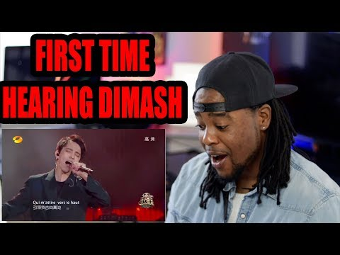 Dimash Kudaibergen | SOS D'un Terrien En Détresse | FIRST TIME REACTION!!!
