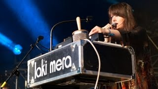 Laki Mera - T in the Park 2012 highlights