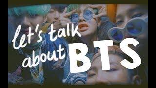 Was BTS so großartig macht - oder auch: warum ich so ein Fangirl bin.
