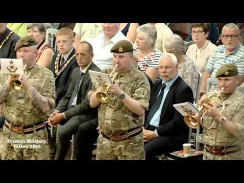 Buxton Military Tattoo 2015 - Massed Bands - Nimrod
