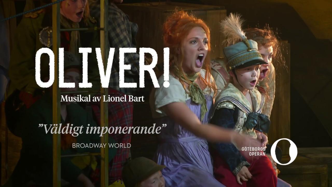 oliver twist operan