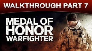 Medal of Honor Warfighter - Walkthrough Gameplay Part 7