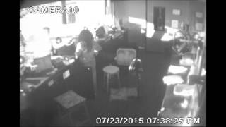 Lafayette theater shooting: Grand 16 surveillance video