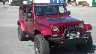 Video Jeep Wrangler Sahara 2012 Build by 4 Wheel Parts Raleigh, NC download MP3, 3GP, MP4, WEBM, AVI, FLV Juli 2018