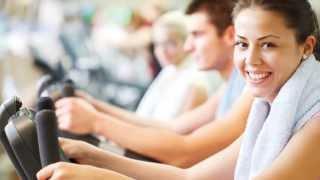 Упражнение для похудения. Похудение-это весело!