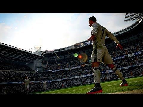 FIFA 18 - CRISTIANO RONALDO NA CAPA e LEGENDS NO PS4
