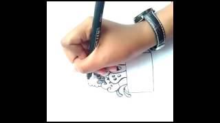 Tutorial doodle Art simple|#andikaprajana #PTI #FTK #Uin #Ar-ranirry #teknologi informasi