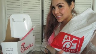 CHICK-FIL-A 🐥 Taste Test | Mukbang - Eating Show