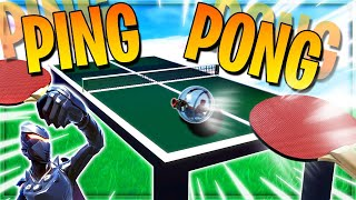 Fortnite Creative Map Ping Ping Pong Land Fortnite Creative Map Code Dropnite