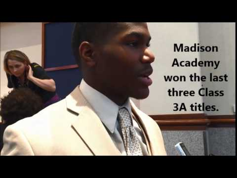 Kerryon Johnson: Mr. Football, Jan. 14, 2015