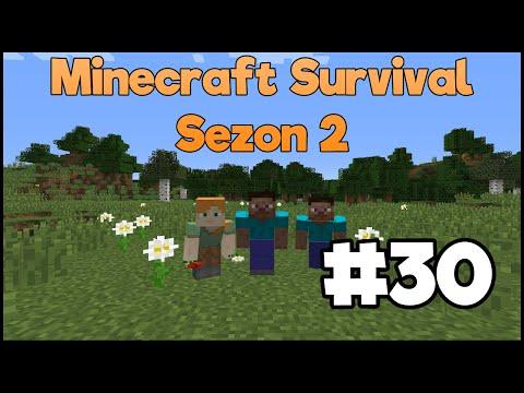 Minecraft Oynuyoruz; Bölüm 30 - AHIRDA KATLİAM VAR