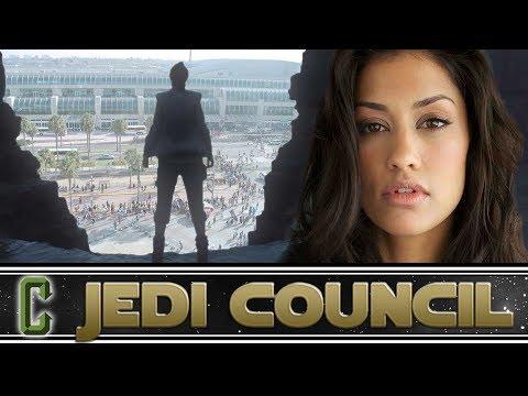 The Last Jedi Will Not Be At ComicCon, Janina Gavankar   Collider Jedi Council